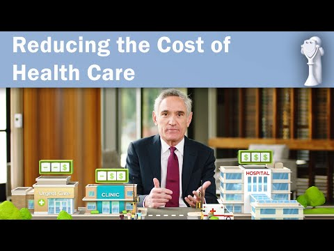 Reducing the Cost of Health Care with Scott W. Atlas