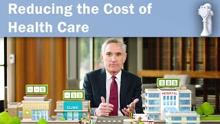 Gambar cover Reducing the Cost of Health Care with Scott W. Atlas: Perspectives on Policy