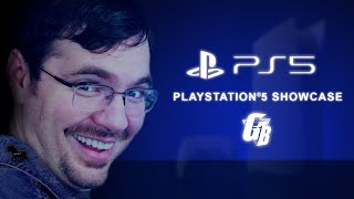 The Playstation 5 Event you heard so much about with the Big Think Crew