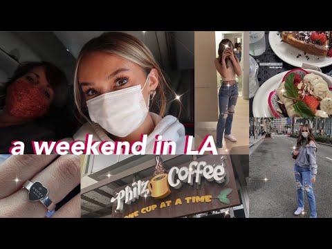 a weekend in my life || LA vlog!