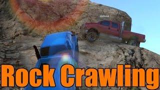 GTA 5 | EK and TC | Off-Roading Part 2 | Guardians Rock Crawling