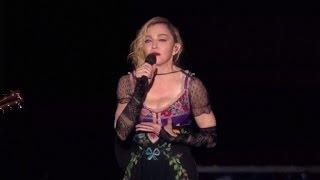 Tearful Madonna Explains Why She Didn