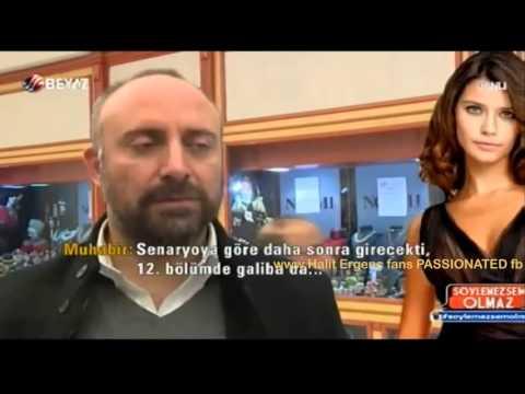 Halit Ergenç  in Akmerkez for shopping 16/12/2015 TRANSLATION below