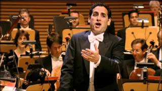 LA DONNA E MOBILE BY JUAN DIEGO FLOREZ AND GUSTAVO DUDAMEL - WALT DISNEY CONCERT HALL 2010