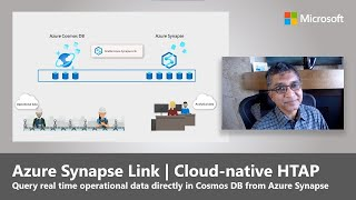 Azure Synapse Link | Cloud-Native HTAP with Azure Cosmos DB