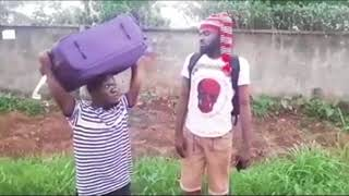 OMG see Chief Imo Calling His Senior bros small boy that has not grown - Chief Imo Comedy