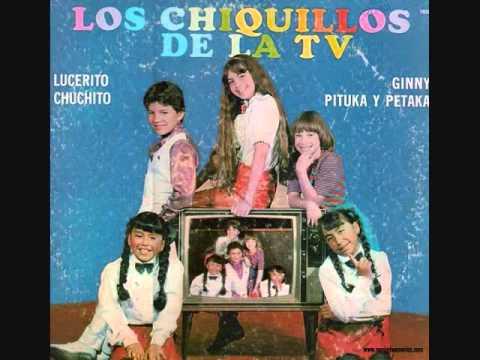 Chiquilladas  Los Chicos de la TV 1983