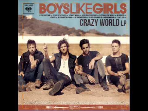 Boys Like Girls - I Lied (unreleased track)