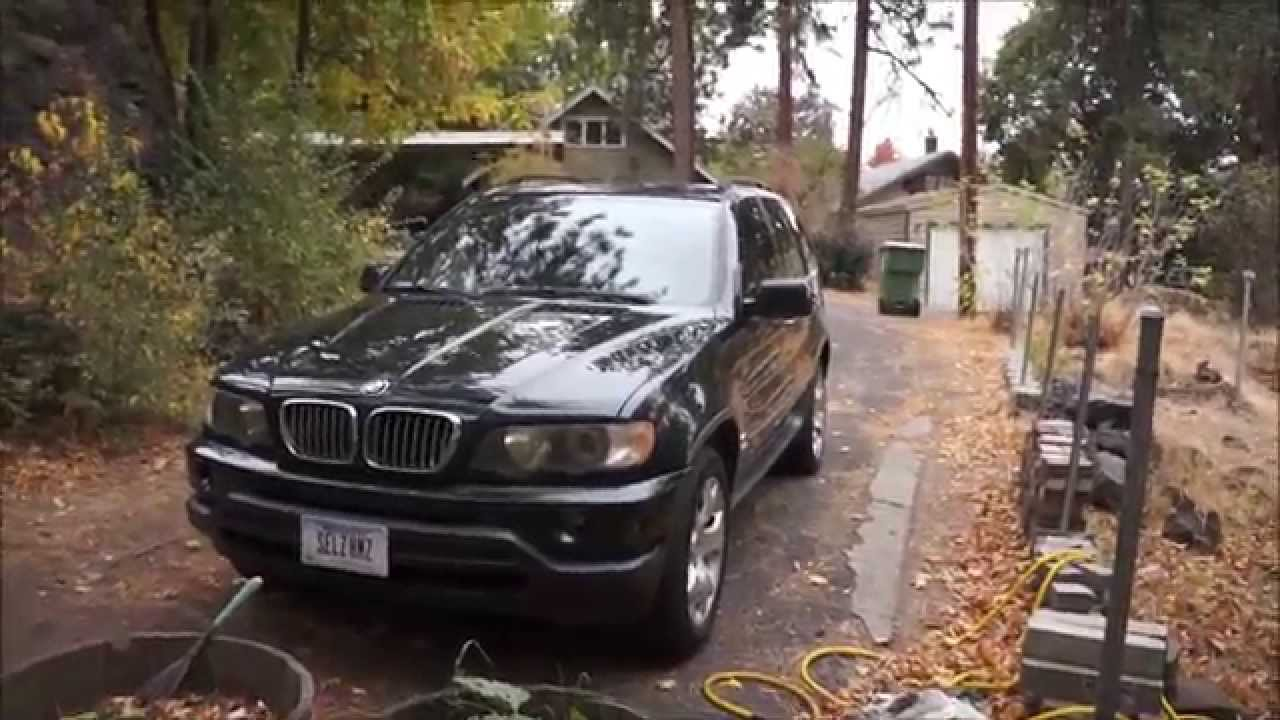 2000 bmw x5 e53 youtube. Black Bedroom Furniture Sets. Home Design Ideas