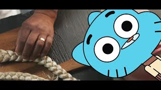 gumball sing bon appetit by katy perry ft migos cartoon cover