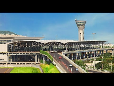 Hyderabad airport |  Country's first Express Security Checkat RGIA  2017.