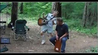 RABID Bat ATTACKS, BITES Oregon Man JAMMING On Guitar!!