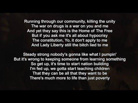 2Pac   Words of Wisdom with Lyrics