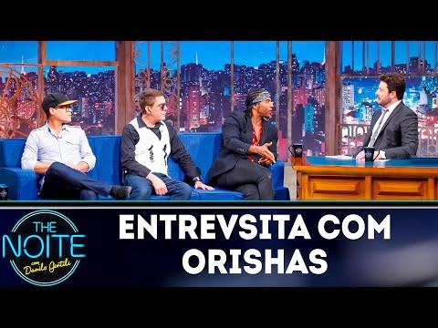 Entrevista com Orishas  The Noite 120419