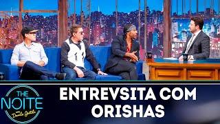 Baixar Entrevista com Orishas | The Noite (12/04/19)