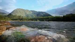 Соболиное озеро Хамар-Дабана июнь…