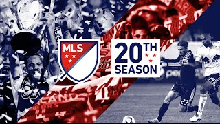20 Years of Goals in Major League Soccer