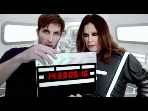 Justin Bieber & Ozzy Osbourne Talk About The Best Buy Commercial