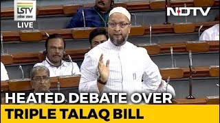 Laws Not Enough To End Social Evil: Asaduddin Owaisi On Triple Talaq Bill