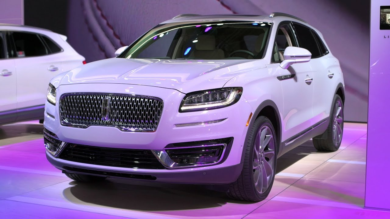 All New Lincoln Nautilus Full Size Luxury Crossover Video Review