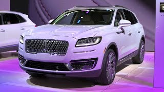 All-New LINCOLN NAUTILUS Full-size Luxury Crossover