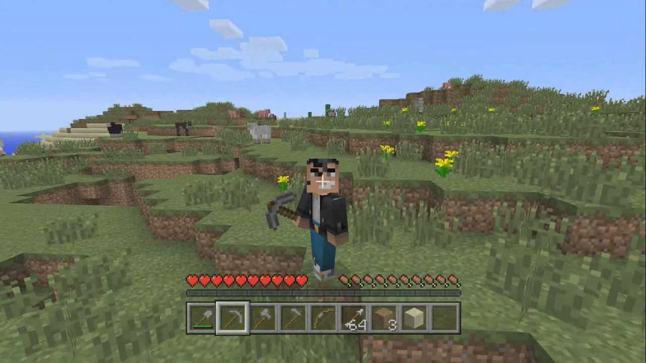 Minecraft PS PS Xbox Wii U GLITCH Switch Gamemode During - Minecraft wii u namen andern