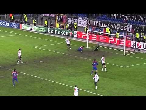 Basel VS Manchester United 2-1 UEFA CL Goals HD 07.12.201