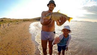 Балхаш рыбалка 2017 ч 1