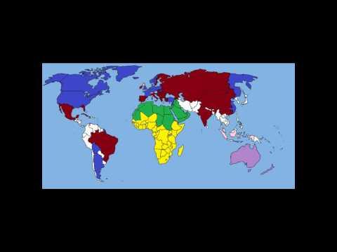 World War 3 - NATO vs Russia and Allies (HD 1080p)