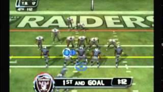 NFL Blitz 2003 - Raiders vs Buccaneers (2nd Half)
