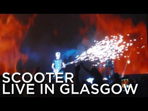 2017-06-10 'Scooter'' @ Braehead Arena, Glasgow, UK