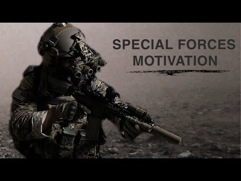 """Special Forces Motivation - """"Better to die than to be a coward"""""""