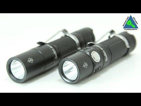 AA Flashlights Under $15 Bucks!