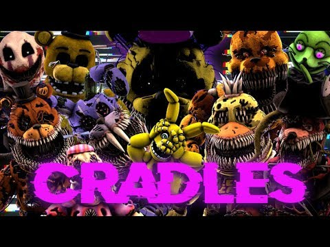 [FNaF/SFM] Cradles BATCH Remix Collab (One Day Challenge)