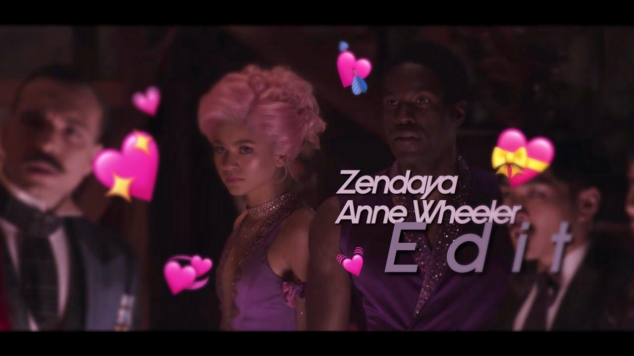 Zendaya Anne Wheeler Edit The Greatest Showman