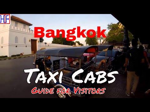 Bangkok | Taxi Cabs | Travel Guide | Episode# 3