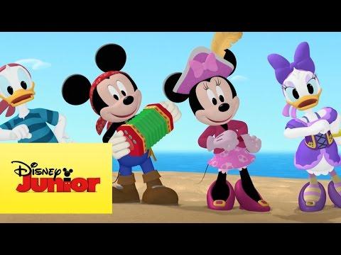 Canción Pirata | La casa de Mickey Mouse