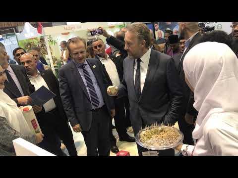 SHF 2018 - Sarajevo Halal Fair 2018 - Bakir Izetbegović