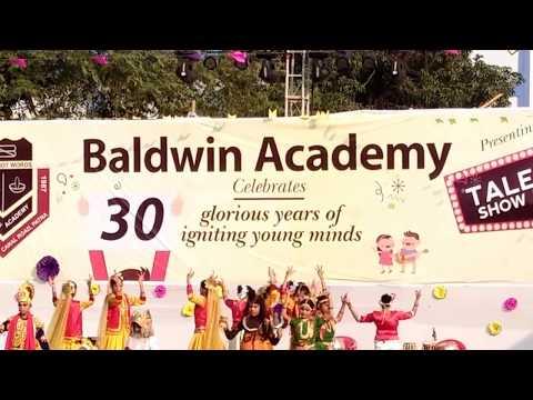 GURU VANDANA WELCOME SONG BALDWIN ACADEMY 2017