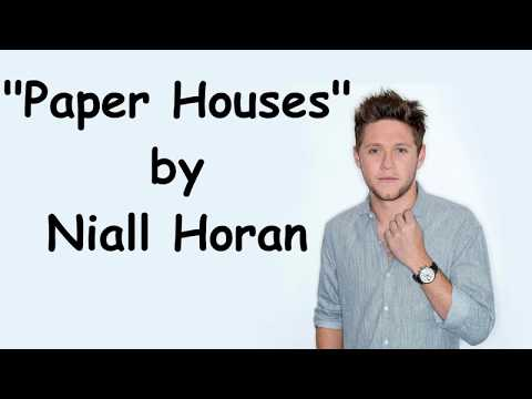 Niall Horan - Paper Houses (Lyrics)