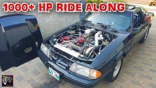 CRUISE NIGHT | IN CAR w/ Clayton's 1000+ HP 88mm Turbo SBF Mustang + Rob's TT 5.3 LS Nova