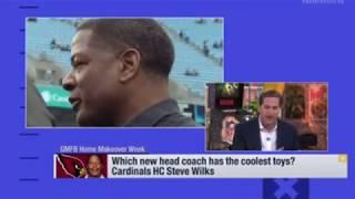 New head coach Cardinals is Steve Wilks | NFL News 2018