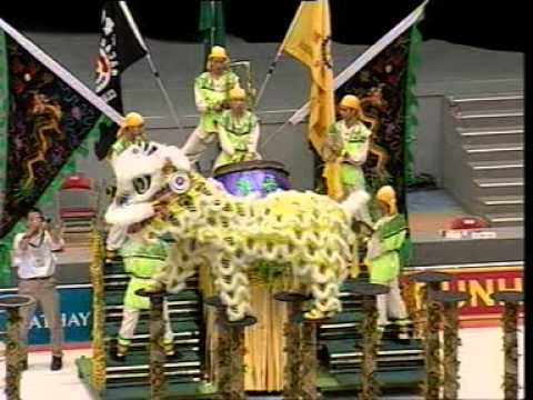2000 Genting World Lion Dance Championships (Day 1)