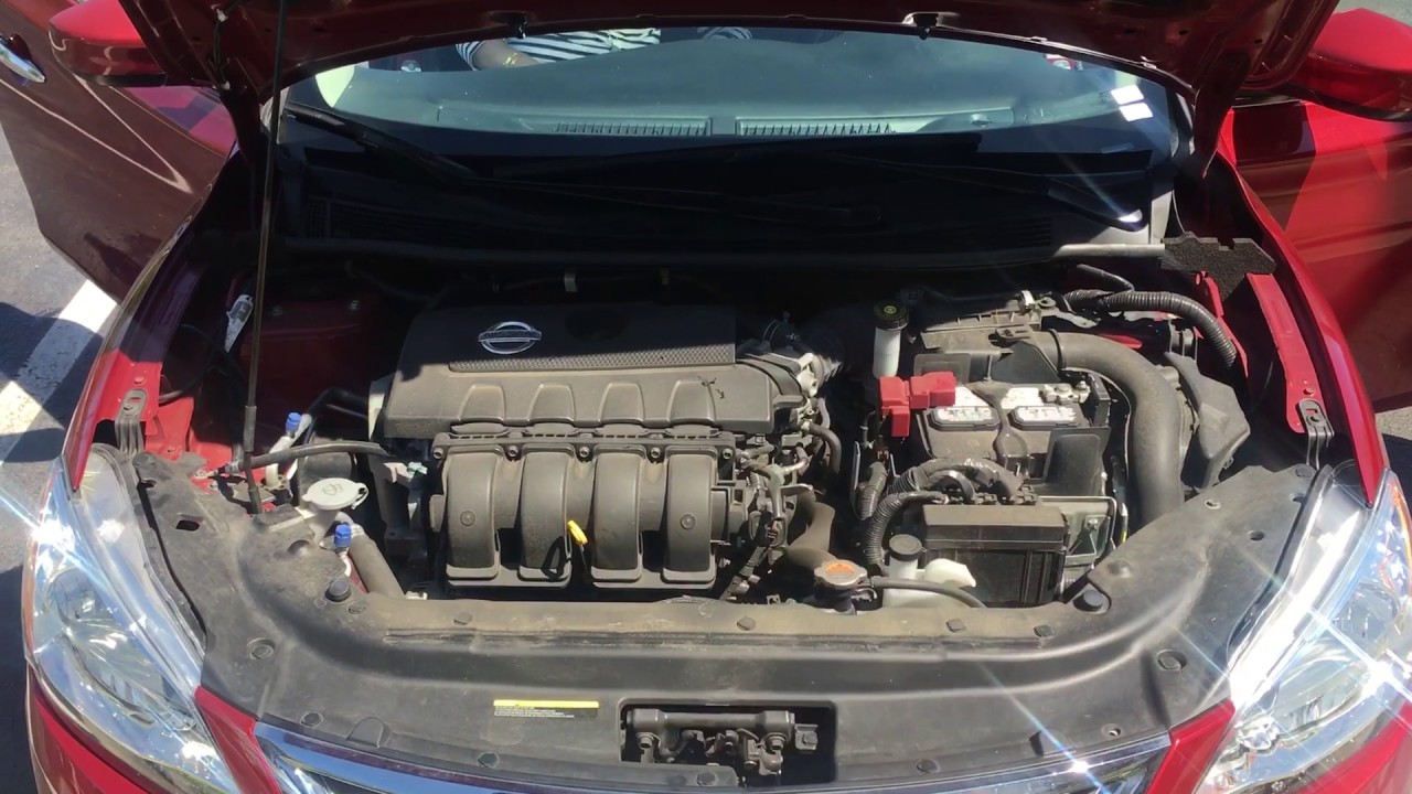 nissan sentra alternator location youtube on nissan sentra fuel vent 2001 nissan sentra  [ 1280 x 720 Pixel ]