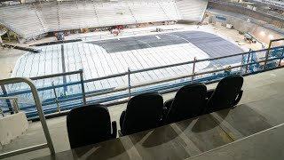 FIRST SEATS Installed At Climate Pledge Arena!