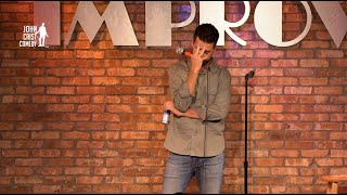 John Crist on Watching Movies with Strict Parents