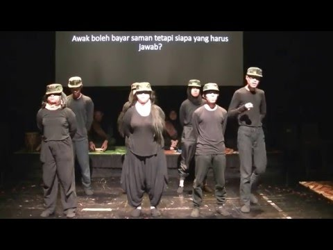 THE VICIOUS CYCLE YOUTH by Pentas Karyawan, RP  Part 1
