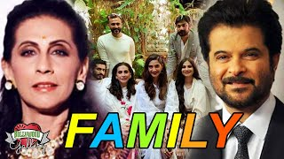 Sunita Kapoor Family With Parents, Husband, Son, Sister & Sister