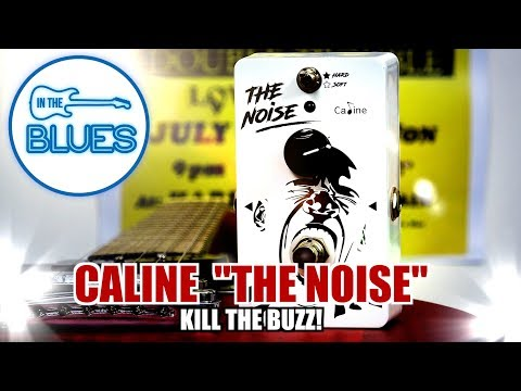"Caline ""The Noise"" Noise Gate Pedal"