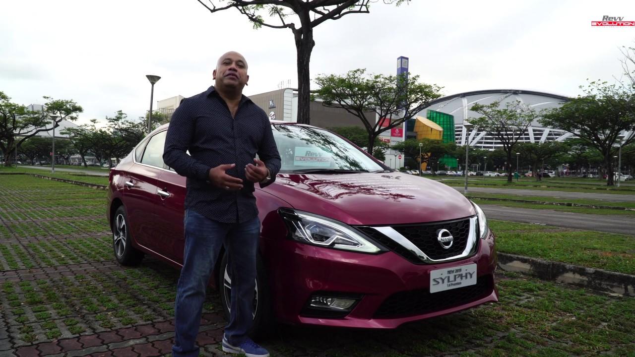 Nissan Sylphy 2019 1 6l By Revv Evolution Youtube
